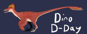 D-Day Velociraptor by Spikeheila
