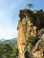 Cliff overhang by Anto2b