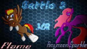 Pony Kombat New Blood 4 Round 1, Battle 3 by Macgrubor