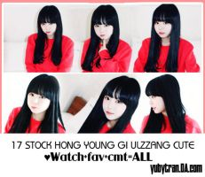 [FREE]Pack stock Hong Young Gi #1 by yubytran