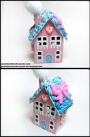 Pastel Deco House by GrandmaThunderpants