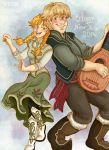 Anna and Kristoff Crazy Dance by Yamatoking