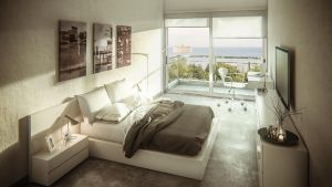 ArchViz Interior Bedroom by Bman2006