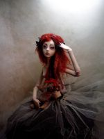 bjd ball jointed doll B by cdlitestudio