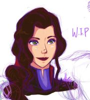 Asami Wip by sexyfairy