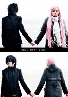 Just Be Friends by kazuya22