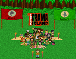 Total Drama Island by shadow0knight