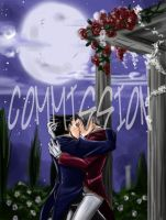 Commission- Garden by kamapon