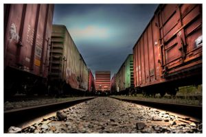 Train HDR by RockRiderZ