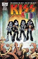 KISS Kids 4 cover 1 by johjames