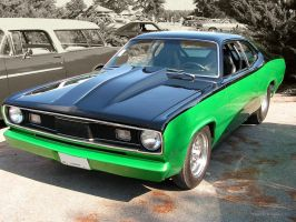 Pro Street Duster by colts4us