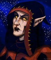 Cevenor Vampire Lord by SlayerSyrena