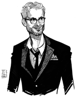 Merchant.  Stephen Merchant. by ALCook