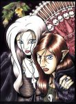 Ginger Snaps finished colors by Bee-chan
