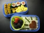Bento with Love by sake-bento