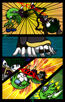 Children of Chaos: Page 51 by MaybeKaybe