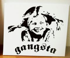 Gangsta by roblepitch
