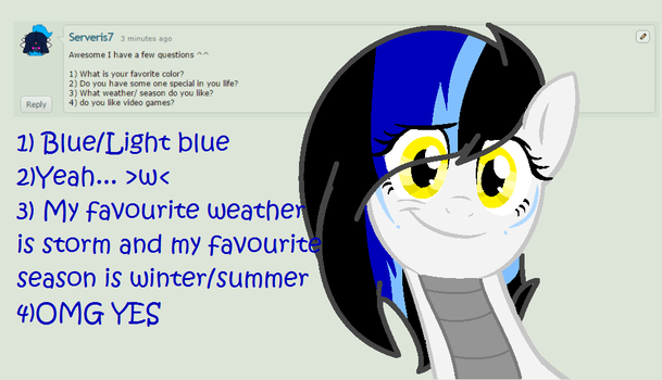 Mlp: Answers 3# by BlackTempestBrony