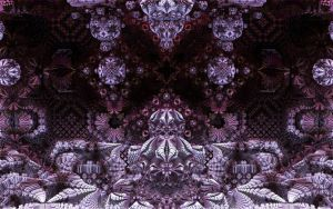 Fractal Tapestry by Klytia70