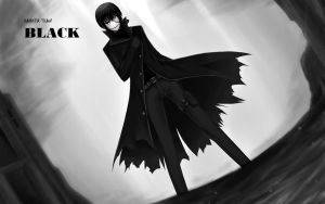 Hei - Darker Than Black by ChicNFreak