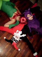 Gotham Girls by Natasha--Wonka