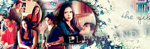 The Gilbert Siblings Banner by deliquescedesign