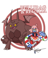 Bullirag + Regalia - April '13 Redux by The-Knick