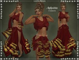 Aphrodite Outfit -PASSION- by Elvina-Ewing