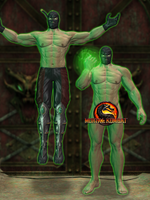 Ermac Undressed Pack by romero1718