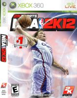 NBA 2k12 Blake Griffin Cover by IshaanMishra
