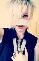 New look - new hairstyle xDDD by Harurei
