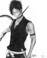 Hisagi Shuuhei by Th3Pham
