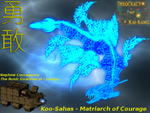 Koo-Sahas Matriarch of Courage by Cygnus-Xray-One