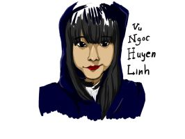 Linh Madden by ThagVictor