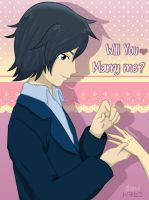 Will you marry me? by SaVi-TR