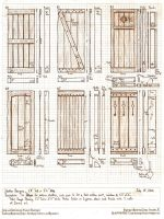 Six Exterior Shutter Designs by Built4ever
