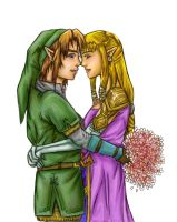 zelink I lubz you by Rinkuchan27