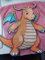 Pokemon: Perler Bead Dragonite
