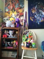 My Anime Collection  XD by JennahSerenityEmiko