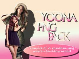YoonA SNSD png pack by ShinMing