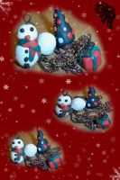 Christmas Clay by gothic-ballerina