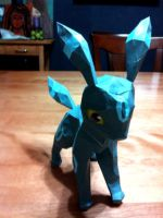 paper umbreon 2 by edwards1206