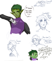 Beastboy by august-wish