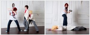 Ouran: Who' your Daddy? by KandaDream