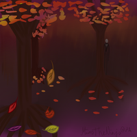 Autumn is here~ ...and so is Halloween by MiinaTheNinja