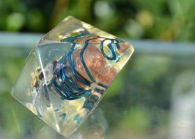 Octahedron 11 by hollyfieldsofgold