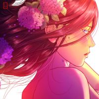 Glorious Flowers I by invisibleninja12