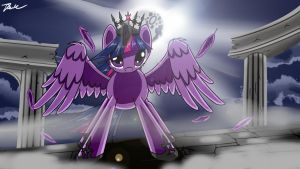 Twilight the Darkness by Camaine