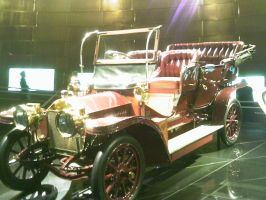 1905 Benz 18 PS Double Phaeton by ShawnSPeters