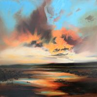 Evening Light, Tiree by NaismithArt